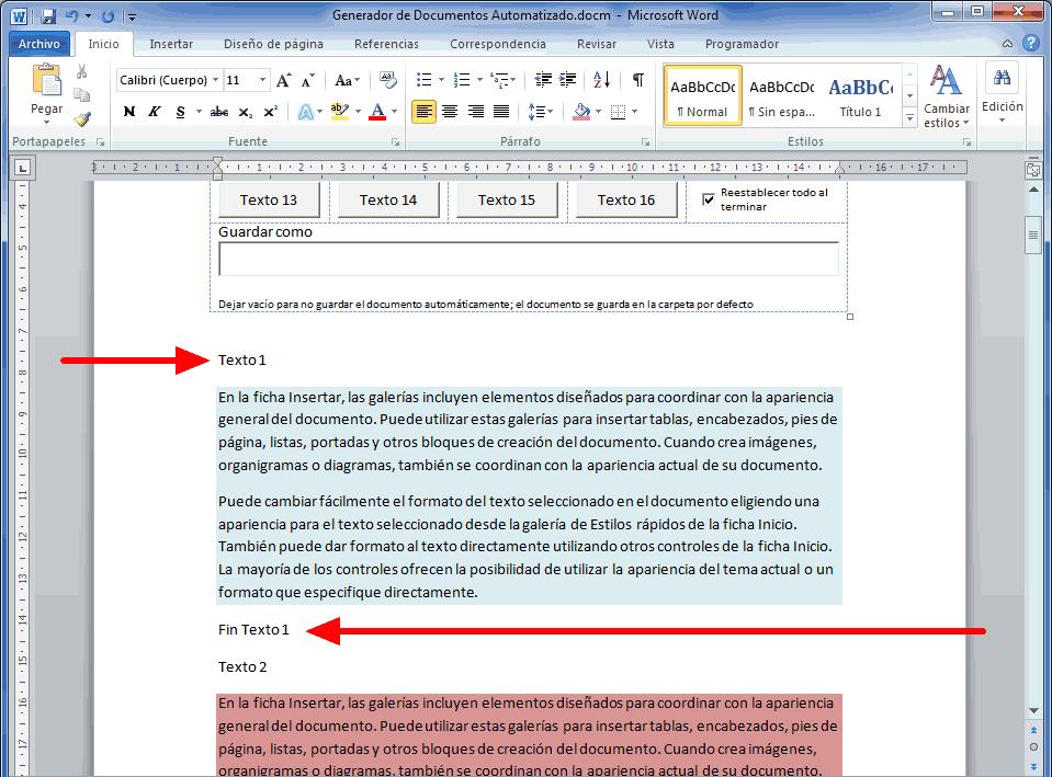 Generador De Documentos A La Carta Avanzado Es